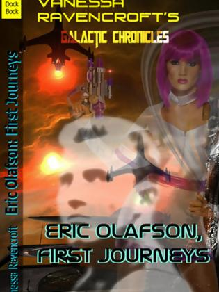 Eric Olafson, First Journeys (Vol 2) cover Thumb