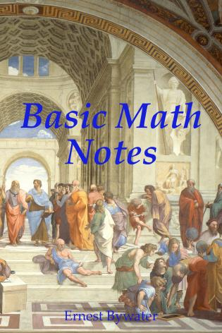 Basic Math Notes cover Thumb