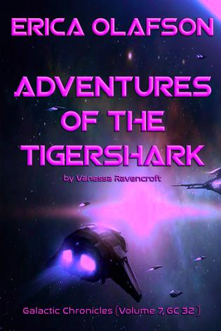 Erica Olafson, Adventures of the Tigershark (Vol 7) cover Thumb