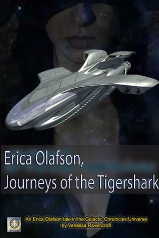 Erica Olafson, Journeys of the Tigershark (Vol 9) cover Thumb