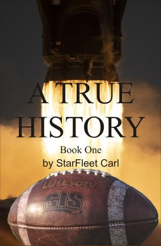 A True History Book One cover Thumb