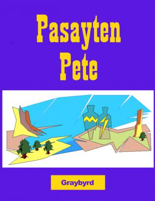 Pasayten Pete cover Thumb