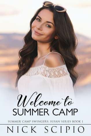 Welcome to Summer Camp: Summer Camp Swingers: Susan Series Book 1 cover Thumb