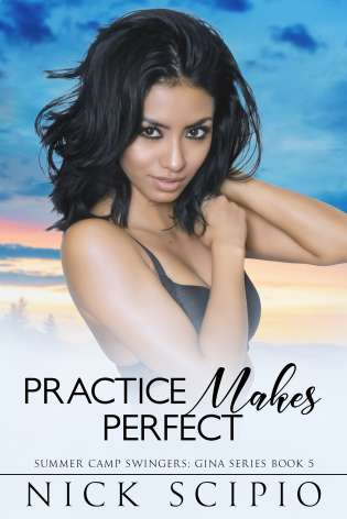 Practice Makes Perfect: Summer Camp Swingers: Gina Series Book 5 cover Thumb