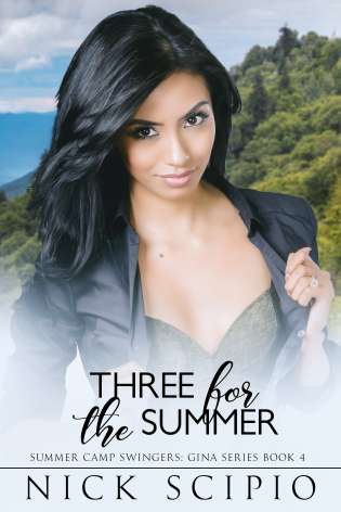 Three for the Summer: Summer Camp Swingers: Gina Series Book 4 cover Thumb