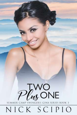 Two Plus One: Summer Camp Swingers: Gina Series Book 3 cover Thumb