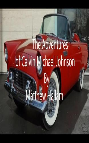 The Adventures of Calvin Michael Johnson cover Thumb