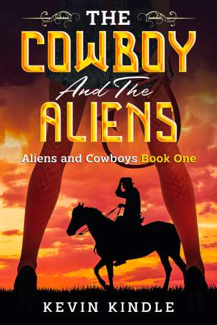 The Cowboy and the Aliens cover Thumb