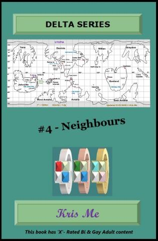 Delta: #4 - Neighbours cover Thumb