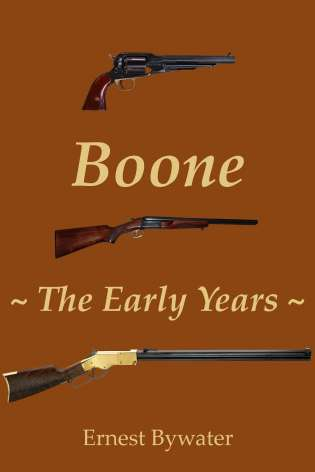 Boone ~ The Early Years ~ cover Thumb