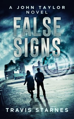 False Signs (John Taylor #2) cover Thumb