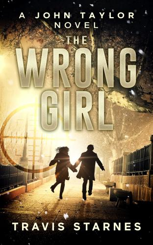 The Wrong Girl (John Taylor #3) cover Thumb